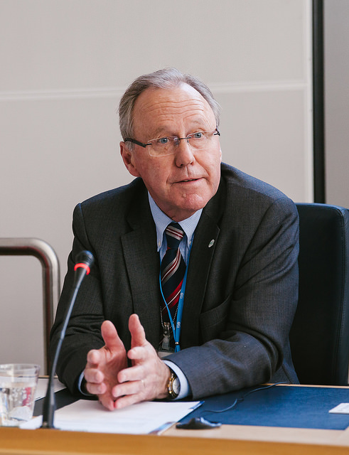 IGFSA Secretary Markus Kummer
