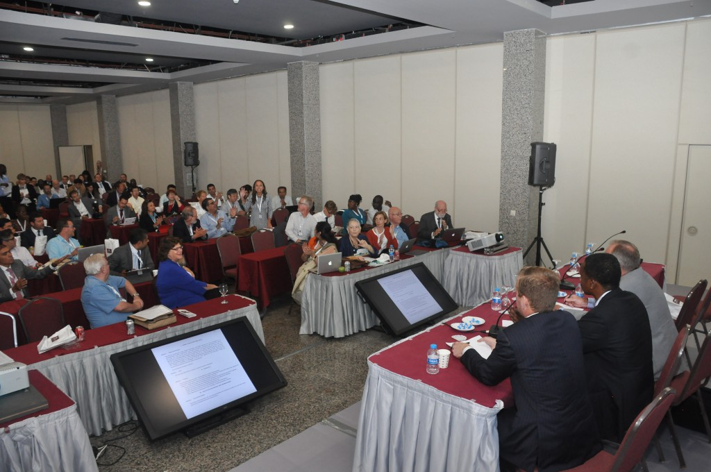 Approval of Articles of Association at the IGFSA Constituent General Assembly September 1 2014 Istanbul, Turkey