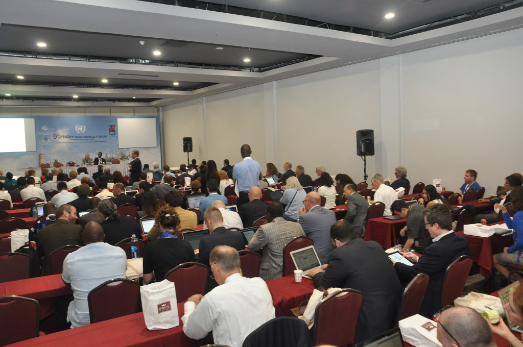 A view of The IGFSA Constituent General Assembly September 1 2014 Istanbul, Turkey