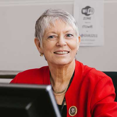 Former IGFSA Executive Committee - Marilyn Cade