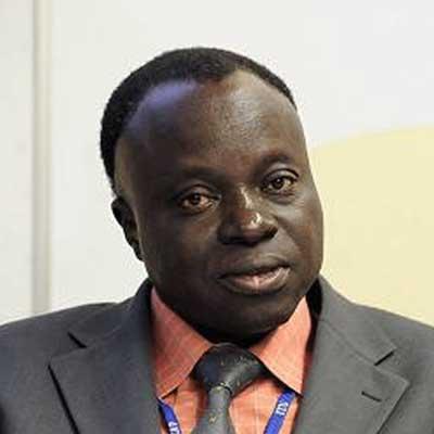 IGFSA Executive Committee - Makane Faye