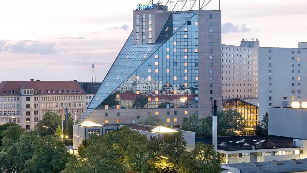 Estrel Congress Center, Berlin