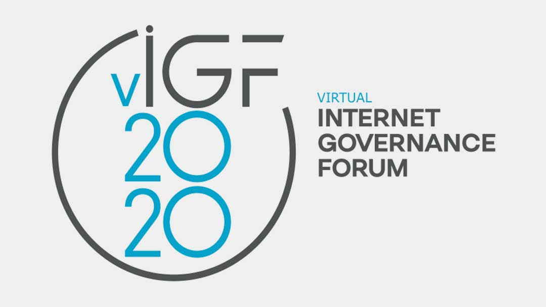 Virtual IGF 2020 logo