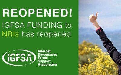 IGFSA is ready again to provide funding to NRIs
