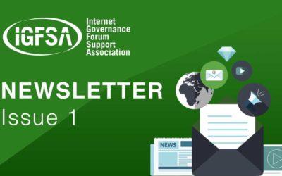 IGFSA Newsletter – Issue 1